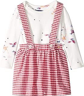 Womens Pinafore Skirt Set (Infant)