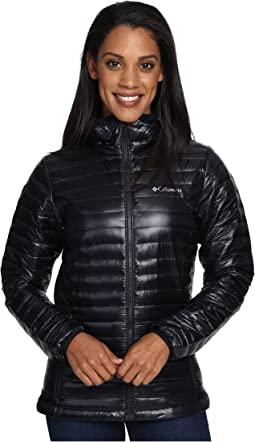 Columbia - Platinum Plus 740 TurboDown Hooded Jacket