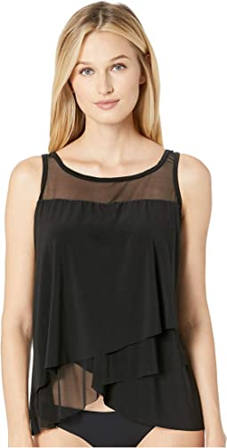 Illusionists Mirage Tankini Top