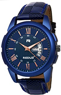 Redux Analogue Day Date Functioning Men's & Boy's Watch V216