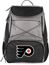 NHL Philadelphia Flyers PTX Insulated Backpack Cooler, Black