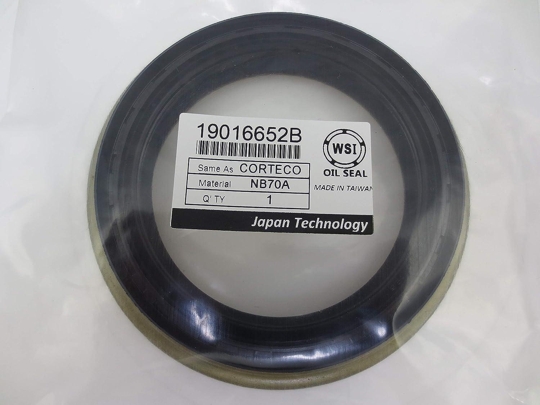 WSI Many popular brands 19016652B Wheel Hub for Now on sale Seal Corteco Shaft