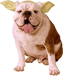 Star Wars Classic Yoda Dog Headpiece, Medium/Large