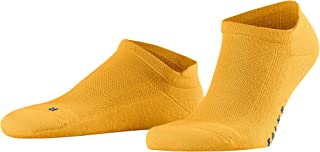 FALKE Unisex Cool Kick Sneaker Trainer Socks Breathable Quick Dry Black White More Colours Thin Colourful Ankle Socks For ...