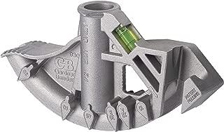 Gardner Bender 930B Aluminum Conduit Hand Bender Tool, Bends ½ Inch. EMT Electrical Conduit, Bending Tool, Level Gauge, Embossed Sight Angles, Fits BH-75 Handle