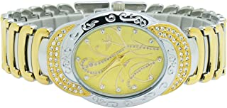 New Fande Dress Watch For Women Analog Stainless Steel - ‏‏NF010587A