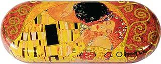 "Etui na okulary""Klimt - The Kiss"" metalowe"