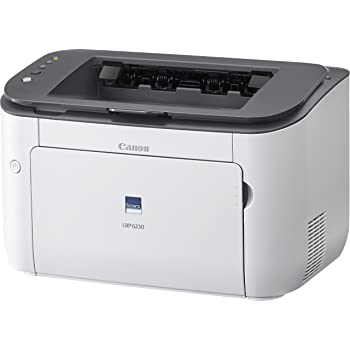 Canon レーザープリンター A4モノクロ Satera LBP6230(25PPM/両面印刷/有線LAN) テレワーク向け
