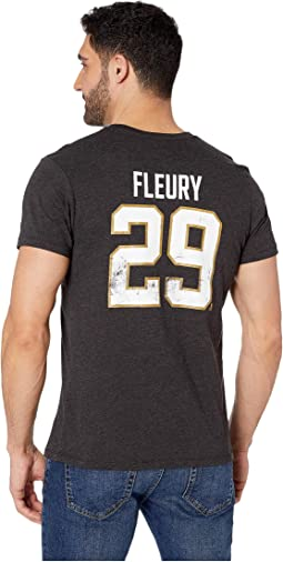 Vegas Golden Knights Fleury Distressed MVP Club Tee
