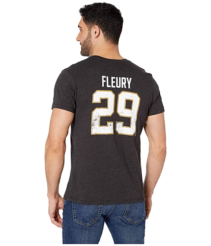 Vegas Golden Knights Fleury Distressed MVP Club Tee Black