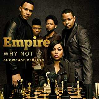 Why Not (feat. Jussie Smollett, Yazz, Mario, Scotty Tovar, Tisha Campbell-Martin, Opal Staples & Melanie Mccullough)