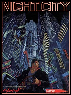 The Night City Guide (Cyberpunk 2020)