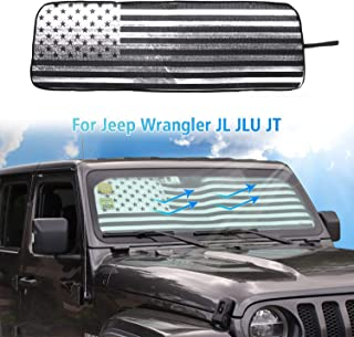 Best jeep window shade Reviews