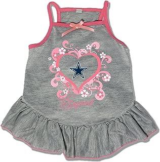 Hunter Dallas Cowboys Too Cute Pet Dress