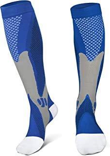 JHM Compression Socks 20-30mmHg -Support Pressure Stockings