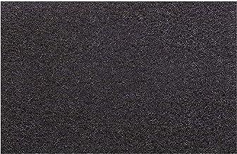 KUBER INDUSTRIES KUBMART005007 Rubber 1 Piece Large Size Door Mat 24x36'', Brown, 60x90 cm