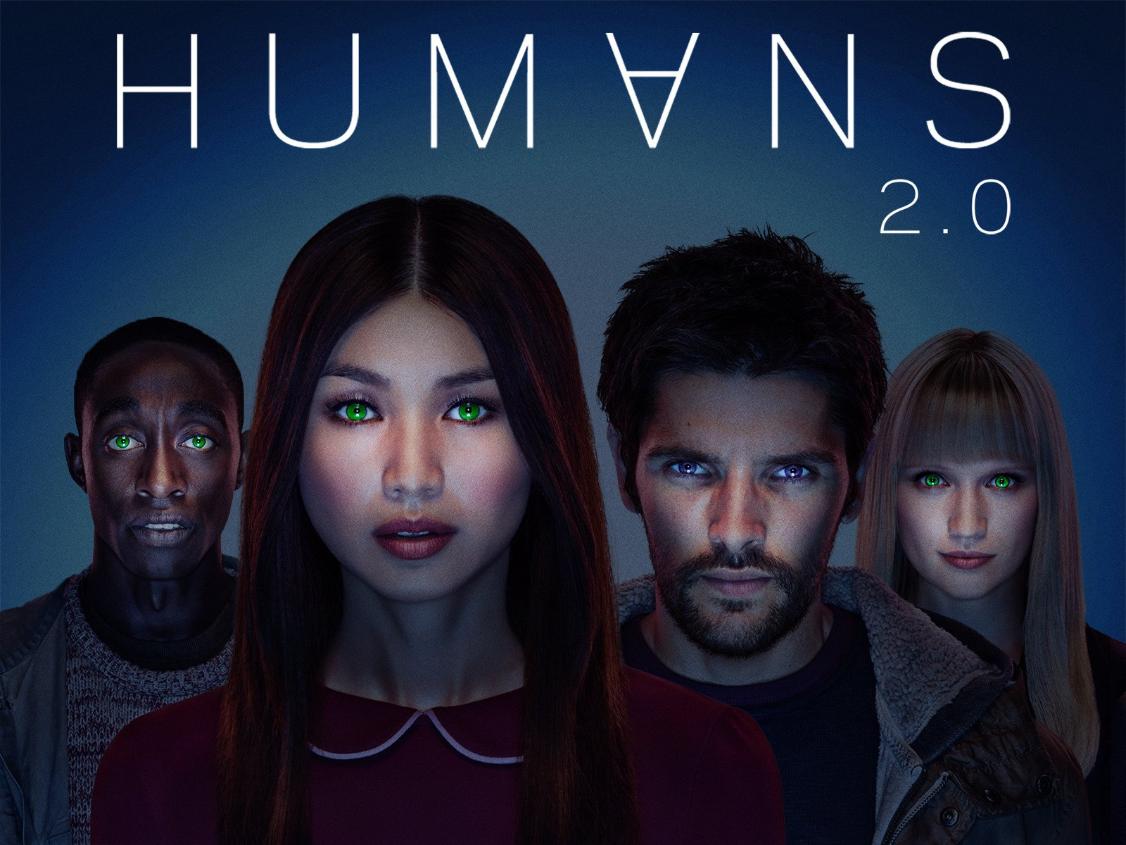 Humans: Series 2