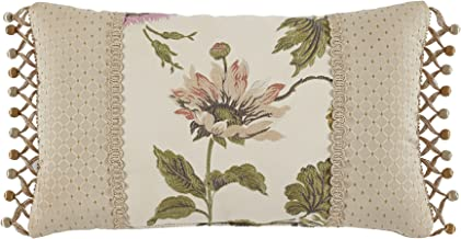 CROSCILL Daphne Boudoir Throw Pillow