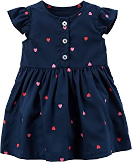 Baby Girls' Heart Flutter Dress