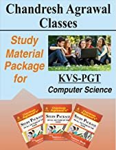 Chandresh Agrawal Classes Study Material & Notes for KVS - PGT Computer Science Exam