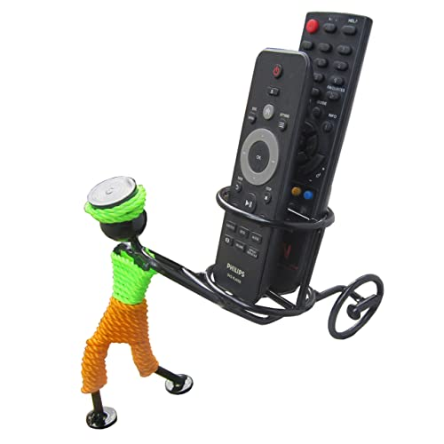 ORCHID ENGINEERS Metal Remote Stand (Black)
