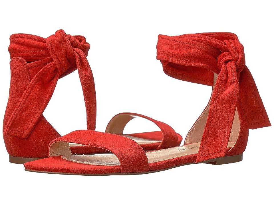 Ivanka Trump Carthe (Medium Red Savoy Suede) Women