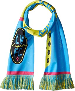 Las Vegas Lights FC #1 Dad Scarf