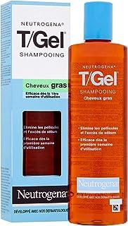 Neutrogena 露得清 T/Gel 洗发水,适合油性发质,250毫升