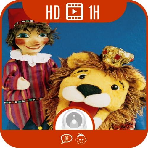 Kasper und der Löwenkönig HD