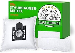 SAUG-FREUnDE I 20 Staubsaugerbeutel für Aldi, Quigg Compact Home Eco 2, Pro Nature Eco , Eco 1600, Eco 1600 Watt, Sento Pro, Varia R-Control, Villa 1000, BS 57/5, BS 59/1,