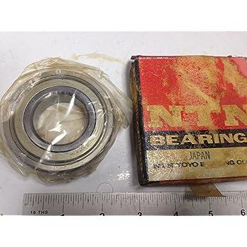 10 mm Width 85 mm OD 65 mm Bore ID Normal Clearance Double Shielded NTN   6813ZZ Steel Cage NTN Bearing 6813ZZ Single Row Deep Groove Radial Ball Bearing