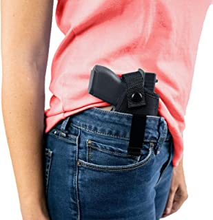 ComfortTac Concealed Carry Holster – Carry Inside The Waistband IWB or Outside The..
