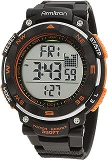 armitron men's chronograph digital sport watch