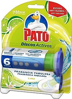 Pato - Discos Activos WC Lima, aplicador y recambio con 6