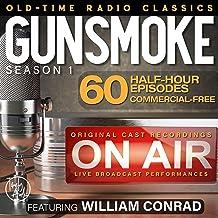Gunsmoke, Season 1