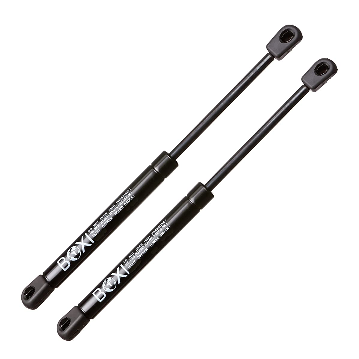 BOXI 2 Pcs Liftgate Gas Charged Lift Support For Nissan 240SX 89-90, Nissan Pathfinder 87-95, Nissan Terrano 87-89, Nissan Terrano 91-95, Nissan Torrano 87-95 Liftgate 4758