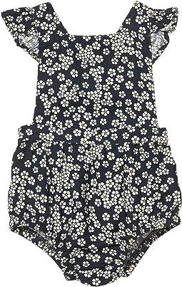 Flower Frill Playsuit (Infant)
