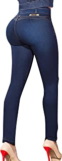 Pantalones Colombianos Levanta Cola Butt Lifting Colombian Jeans Mid Rise