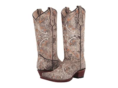 Corral Boots L5472 (Natural) Women
