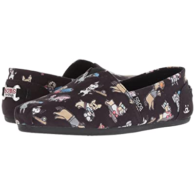 BOBS from SKECHERS BOBS Plush Go Fetch (Black) Women