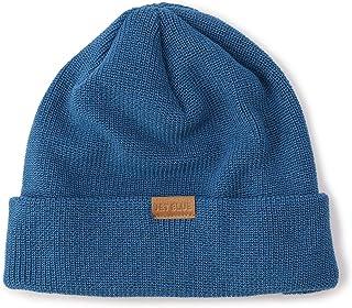 [シップスジェットブルー] ニット帽 リブワッチ 128570081