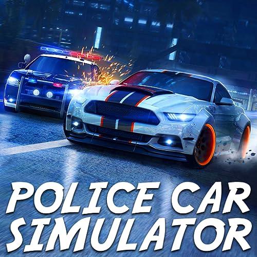 Real Police Car Simulator: Police Car Drift Sim
