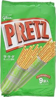 Glico Pretz Salad, Family Size, 143g