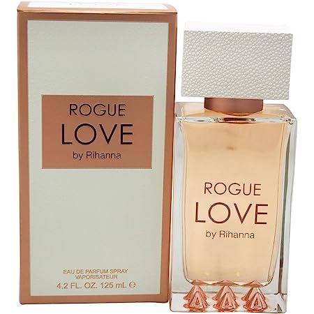 Rihanna Rogue Love for Women, 4.2 Ounce