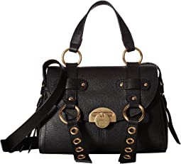Allen Leather Satchel