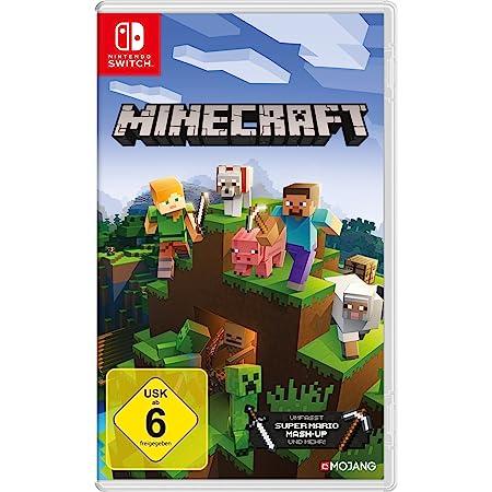 Minecraft: Nintendo Switch Edition - Nintendo Switch [Importación alemana]