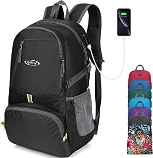 G4Free Upgraded Lightweight Packable Travel Backpack 40L Handy Foldable Hiking Camping Outdoor Daypack