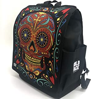 BOLDFACE Skull Backpack (Day of the Dead)
