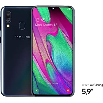 Samsung Galaxy A40 - Smartphone (reacondicionado): Amazon.es: Electrónica