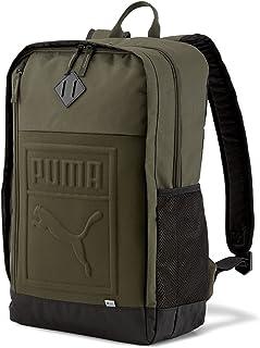 Mochila Puma S Backpack, Verde Musgo